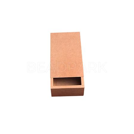 Kraft Paper Folding BoxCON-WH0010-02B-A-1