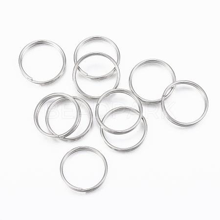 304 Stainless Steel Split RingsSTAS-H413-06P-B-1