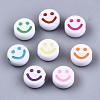 Opaque Craft Acrylic BeadsX-MACR-S369-003A-01-2