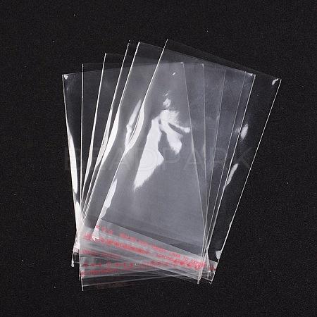 Clear Cellophane Favor Gift Mini BagsX-OPC003-1