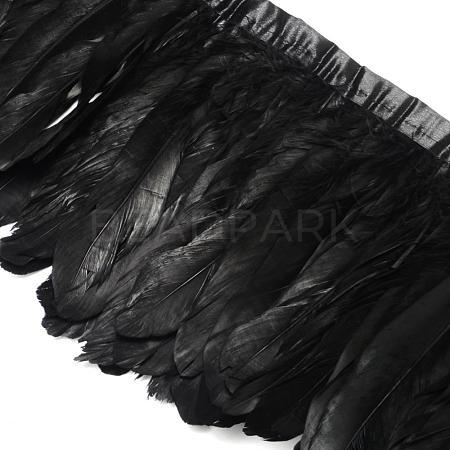 Fashion Goose Feather Cloth Strand Costume AccessoriesFIND-Q040-05K-1