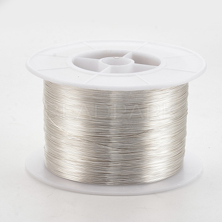 Copper Jewelry WireCWIR-S003-0.5mm-02S-1