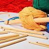 BENECREAT Bamboo Crochet HooksTOOL-BC0005-01-3