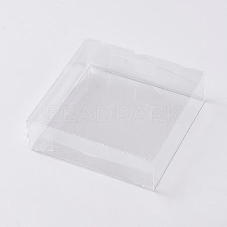 Foldable Transparent PVC BoxesX-CON-WH0069-56-1
