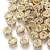 Brass Cubic Zirconia BeadsX-KK-T055-024G-NF-1