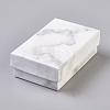 Paper Cardboard Jewelry BoxesCBOX-E012-04A-2