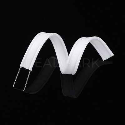 PE Nose Bridge Wire for Mouth Cover AJEW-E034-60-1