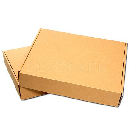 Kraft Paper Folding BoxOFFICE-N0001-01J-1