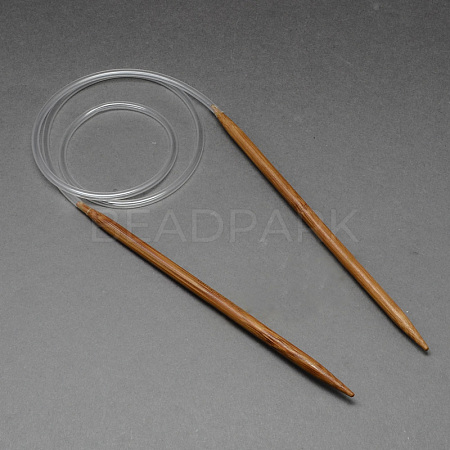 Rubber Wire Bamboo Circular Knitting Needles TOOL-R056-5.5mm-02-1