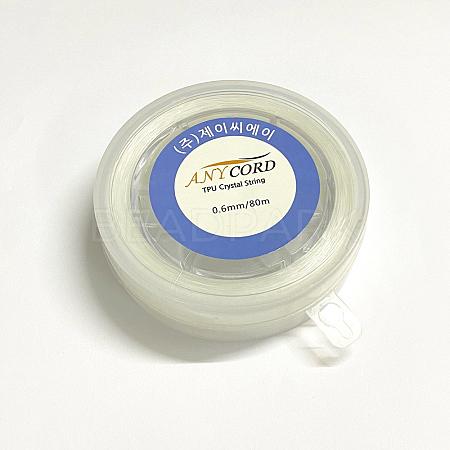 Korean Elastic Crystal StringEW-G009-01-0.8mm-1