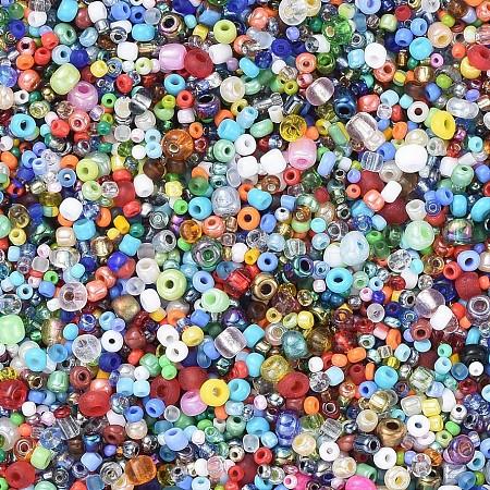 Glass Seed BeadsMACR-S139-1-1