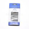 Iron Self-Threading Hand Sewing NeedlesX-IFIN-R232-01G-1
