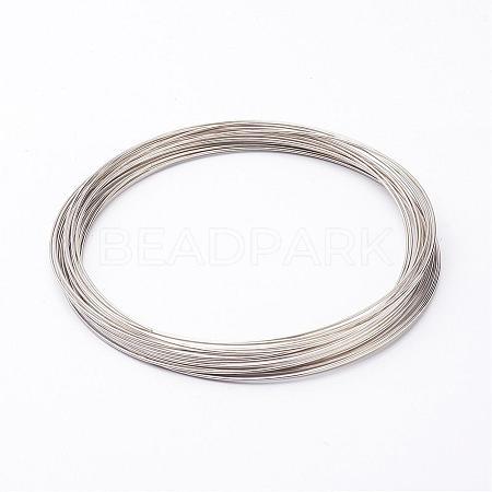 Steel Necklace Memory Wire 11.5cmX-MW11.5cm-1-1