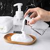 250ml Refillable PETG Plastic Foaming Soap DispensersTOOL-WH0080-43-3