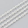 304 Stainless Steel Cable ChainsX-CHS-R002-0.5mm-S-1
