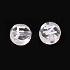 Transparent Clear Acrylic BeadsTACR-YW0001-08C-4