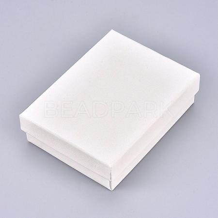 Cardboard Gift Box Jewelry  BoxesCBOX-F004-03B-1