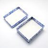 Rectangle Cardboard Jewelry Set BoxesX-CBOX-S012-06-2