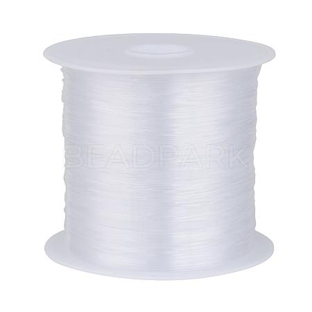 1 Roll Clear Nylon WireX-NWIR-R0.4MM-1