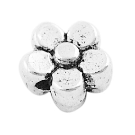 Tibetan Silver Alloy BeadsX-K08TT022-1