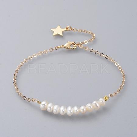 Beaded BraceletsX-BJEW-JB04745-01-1