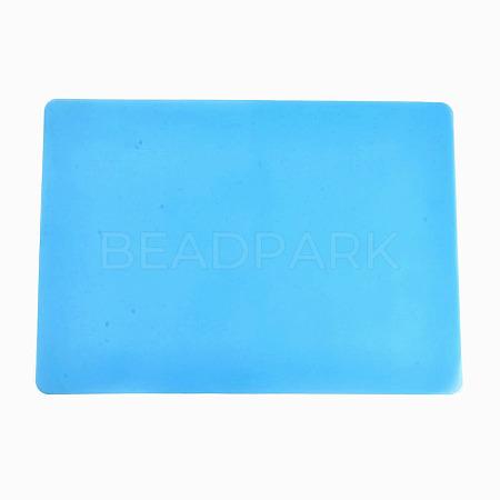 Large Silicone Pad MatX-AJEW-WH0042-04-1