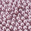 Environmental Dyed Glass Pearl Round BeadsHY-BC0001-8mm-RB046-3