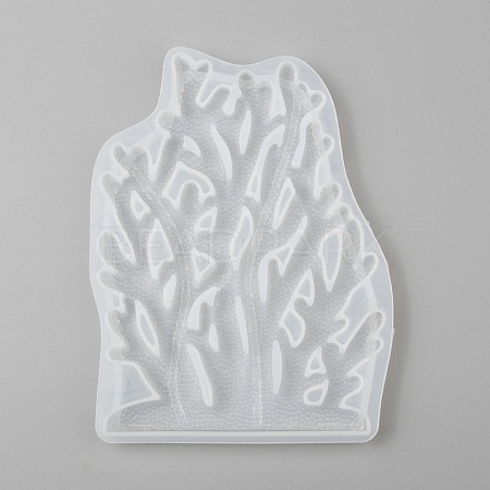 Coral Silicone Display Molds X-DIY-P006-23-1