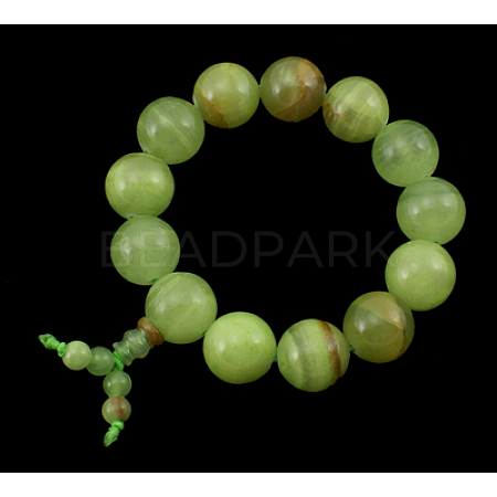 Buddha Mala Beads BraceletX-PJBR006-27-1