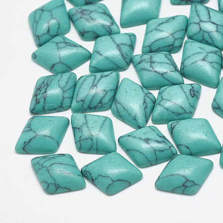 Synthetic Turquoise CabochonsX-TURQ-S290-32A-02-1