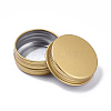 Round Aluminium Tin CansCON-F006-02G-2