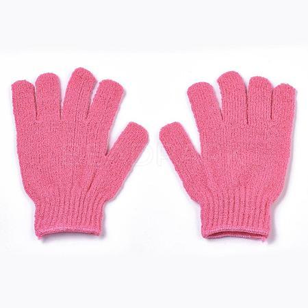 Nylon Scrub GlovesMRMJ-Q013-178C-1