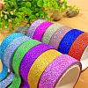 Glitter DIY Scrapbook Decorative Adhesive TapesDIY-A002-01-3