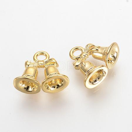 Brass CharmsX-KK-Q735-189G-1