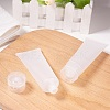 Matte Plastic Refillable Cosmetic BottlesMRMJ-WH0024-01C-7