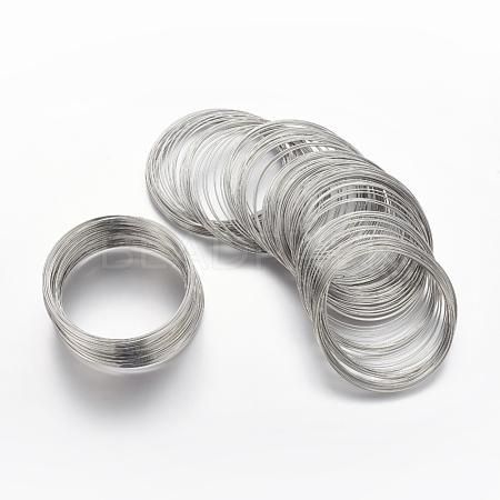 Steel Bracelet Memory WireX-MW5.5CM-NF-1