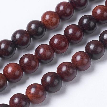 Natural Wood Beads StrandsWOOD-J001-03-6mm-1