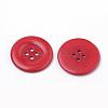 4-Hole Acrylic ButtonsX-BUTT-Q038-25mm-M-2