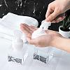250ml Refillable PETG Plastic Foaming Soap DispensersTOOL-WH0080-43-2