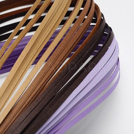 6 Colors Quilling Paper StripsX-DIY-J001-3mm-A06-1