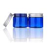50g Empty PET Plastic Refillable Cream JarMRMJ-WH0054-03B-2