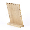 Bamboo Necklace Display StandNDIS-E022-03-2